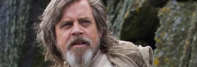 Марк Хэммил потроллил фанатов, ожидавших трейлер Star Wars: Episode IX