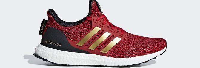 """Adidas представила кроссовки в стиле """"Игры престолов"""""""
