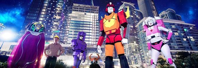 """Рок-группа The Cybertronic Spree исполнила композицию из трейлера """"Тор: Рагнарёк"""""""