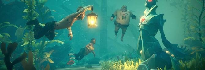 Sea of Thieves получит в марте крупное обновление с новым контентом