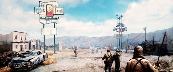 Хардкорный режим Fallout: New Vegas