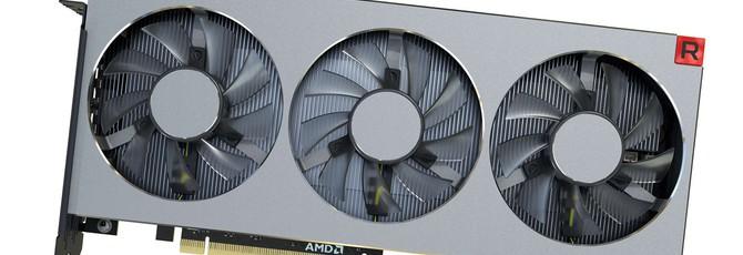 Видеокарты AMD Radeon VII практически невозможно купить