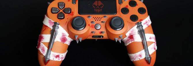 Дизайнер опубликовал внешний вид DualShock 4 в стиле Бараки