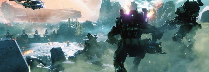 Онлайн Titanfall 2 вырос после релиза Apex Legends