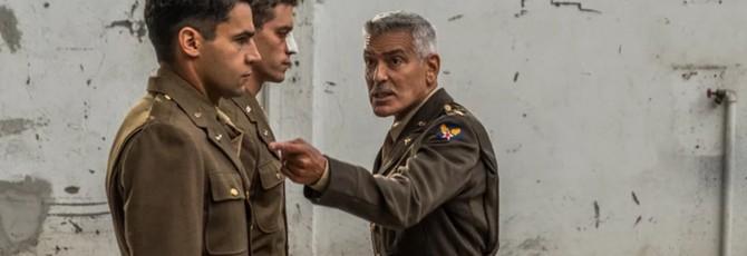 """Первый тизер сериала """"Уловка-22"""" с Джорджем Клуни"""
