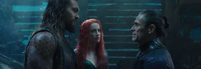 """Warner Bros. начала работу над сиквелом """"Аквамена"""""""