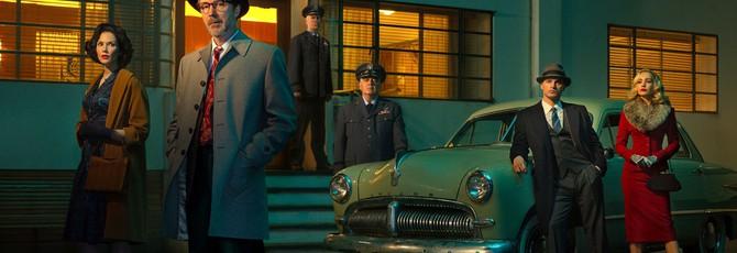 History продлил сериал Project Blue Book на второй сезон