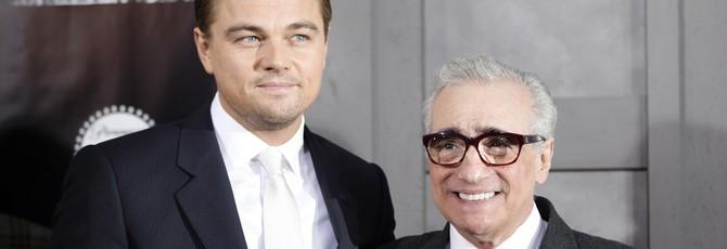 Леонардо ДиКаприо и Мартин Скорсезе спродюсируют сериал для Hulu