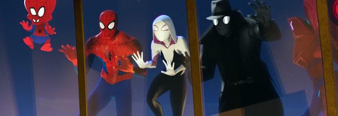 """В """"Человек-паук: Через вселенные"""" было еще одно камео Стэна Ли"""