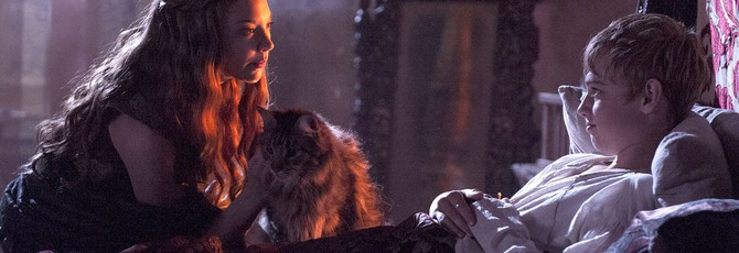 """Создатели """"Игры престолов"""" сообщили, что кот Сэр Паунс не вернется в сериал"""
