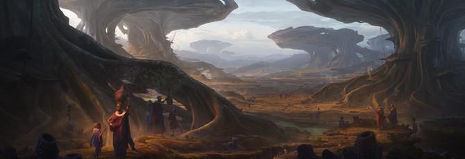 Волшебные миры Кристиана Димитрова