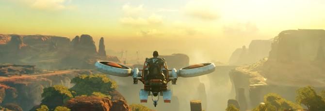 Десять минут нового геймплея Rage 2