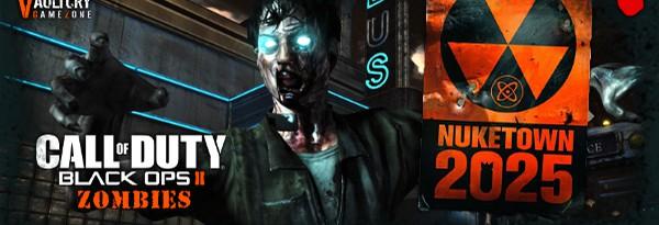 LIVE стрим Black Ops 2 Zombies - Вечерний транзит