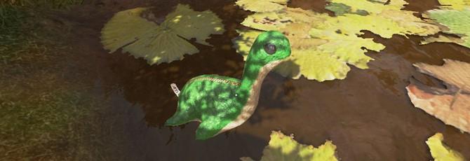 Игроки нашли Лохнесское чудовище в Apex Legends