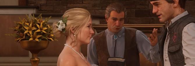 Свадьба Сары и Дикона в новом трейлере Days Gone