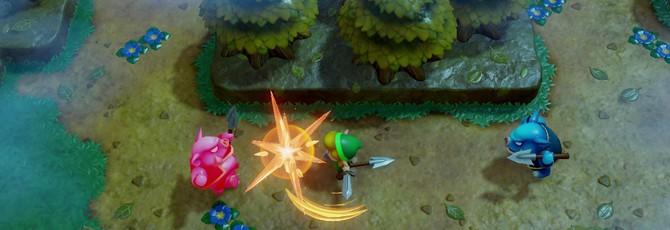 Ремейк The Legend of Zelda: Link's Awakening выйдет на Nintendo Switch в этом году