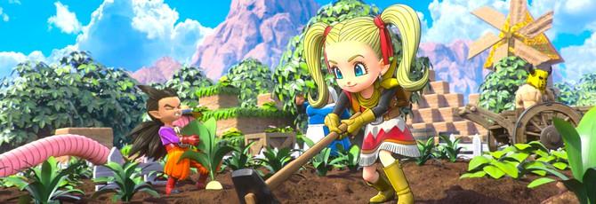 Дата релиза, геймплейный трейлер и открывающий ролик Dragon Quest Builders 2