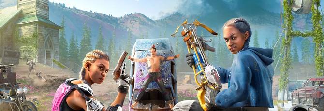 Первые оценки Far Cry New Dawn — хуже, чем Metro Exodus