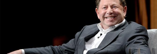 Группа за права разработчиков требует уволить главу Activision Blizzard Бобби Котика