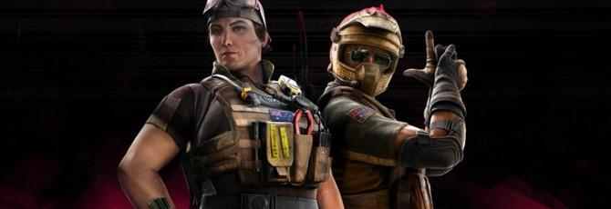 Ubisoft раскрыла подробности австралийских оперативников Rainbow Six Siege