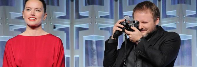 Райан Джонсон все еще работает над трилогией Star Wars