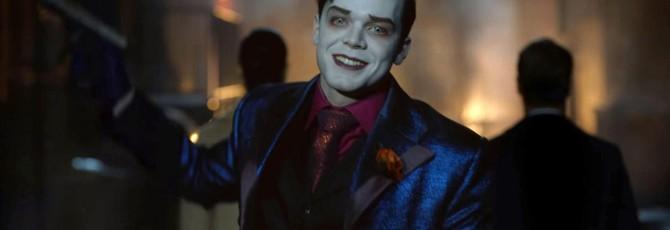 """Почти Джокер — первое фото еще одной трансформации Джеремайи в """"Готэме"""""""