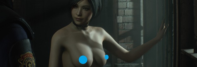 Вышел мод на обнаженную Аду Вонг для Resident Evil 2
