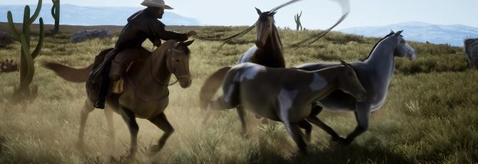 Анонсирован сурвайвал Outlaws of the Old West от разработчиков Ark