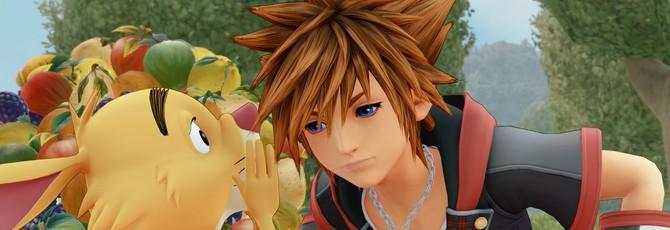 Kingdom Hearts III получит сюжетное DLC до конца года