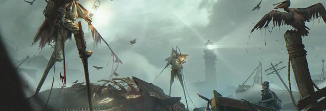 Новый трейлер The Sinking City посвящен детективным элементам геймлея
