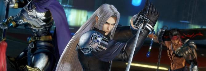 Dissidia Final Fantasy NT выйдет на PC в марте