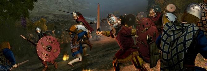 Creative Assembly работает над новой игрой в серии Total War Saga