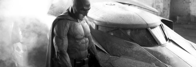 """Бену Аффлеку не нравился его сценарий нового """"Бэтмена"""""""