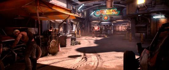 Doom 4 и Rage раскроют потенциал id