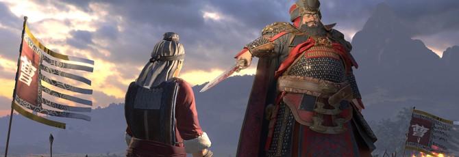 Жестокий Дун Чжо завоевывает Китай в новом геймплее Total War: Three Kingdoms