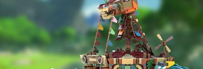 Пять интересных проектов с Lego Ideas