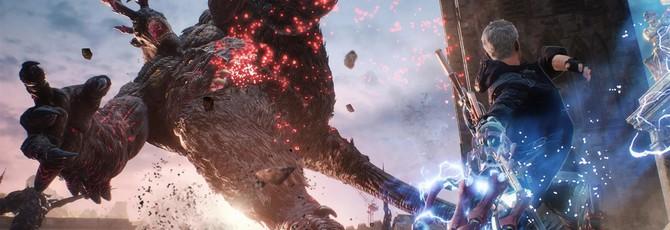 Западная PS4-версия Devil May Cry 5 получила патч, скрывающий наготу