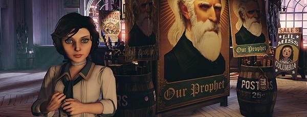 Новые скриншоты BioShock Infinite + превью