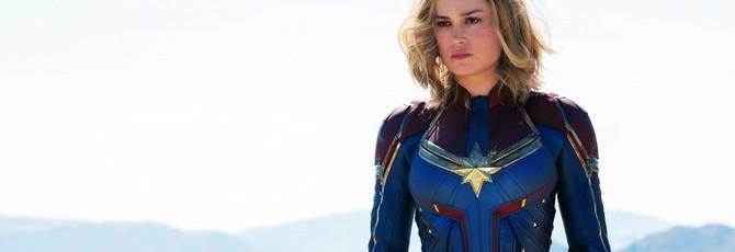 """Красивая гирлянда: Рецензия на фильм """"Капитан Марвел"""""""