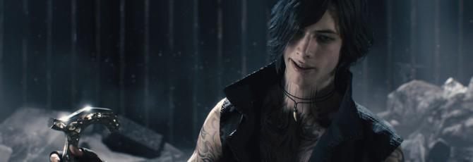 Предыстория V — по Devil May Cry 5 начала выходить манга