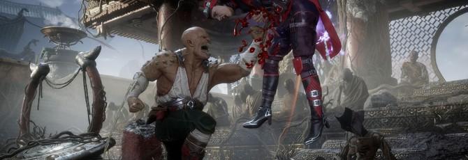 На сюжет Mortal Kombat 11 потребуется около 8 часов