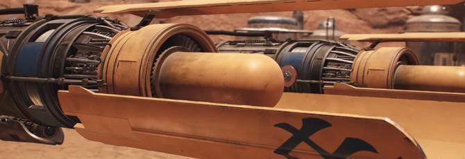 Star Wars Episode I: Racer воссоздали на Unreal Engine 4