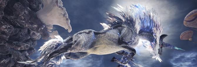 Capcom отметила 15-летие серии Monster Hunter роликом с перечислением частей