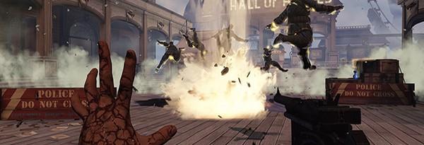 Графические настройки PC-версии BioShock Infinite