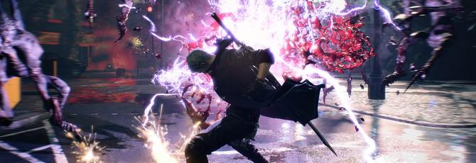 Моддер сделал из финального босса Devil May Cry 5 играбельного персонажа