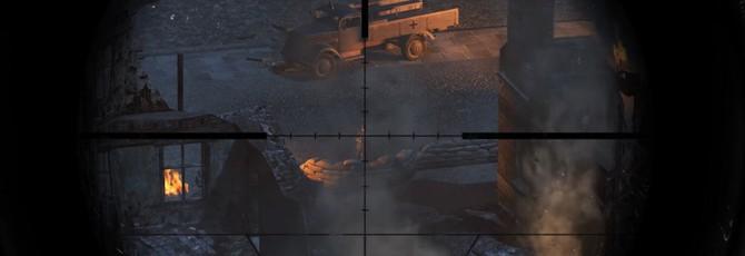 Завтра разработчики Sniper Elite V2 покажут ремастер игры