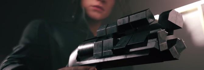 Remedy рассказала о трансформациях единственного оружия в Control