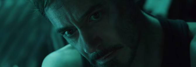 """Самое интересное из нового трейлера """"Мстители: Финал"""" —  Тони жив!"""