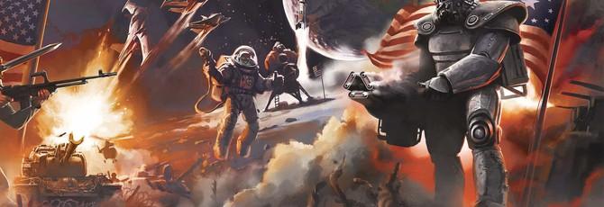 Фанат Fallout создал самый детальный график событий во вселенной