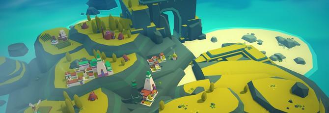 Islanders — минималистичный градостроительный симулятор на острове